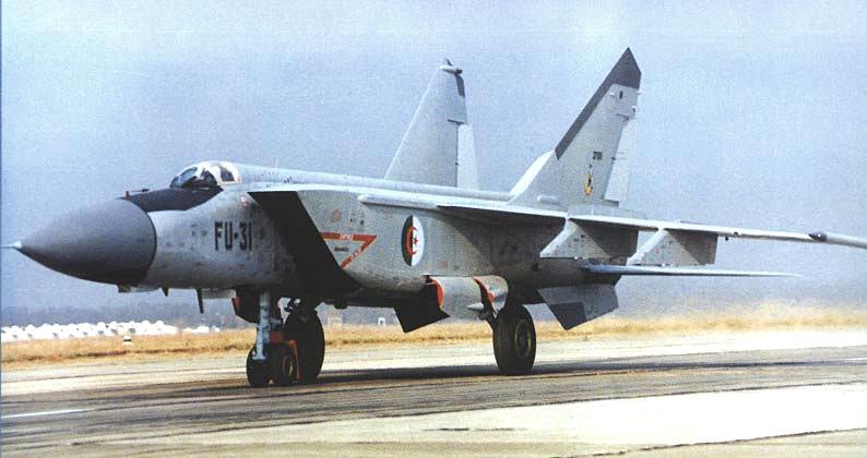 احتمال توريد MiG-29SMT الى مصر - صفحة 7 Mig25p10