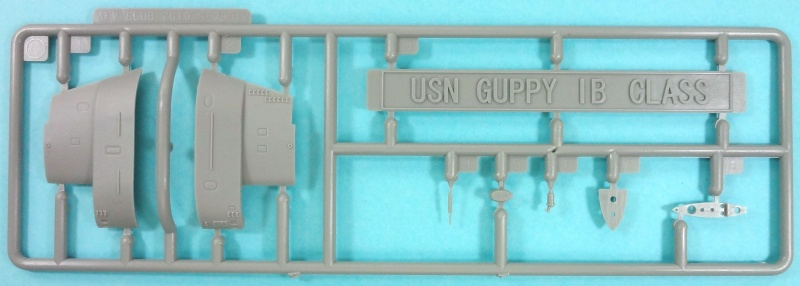 [AFV Club] Guppy IB 1/350 Guppy_17