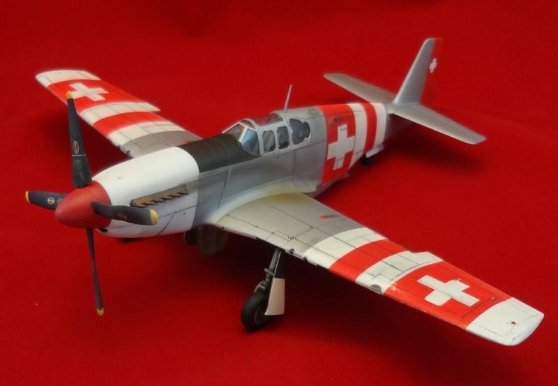 [TAMIYA 1/48] P-51B-10-NA Mustang P-51b_34