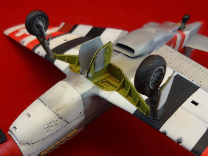 [TAMIYA 1/48] P-51B-10-NA Mustang P-51b_41