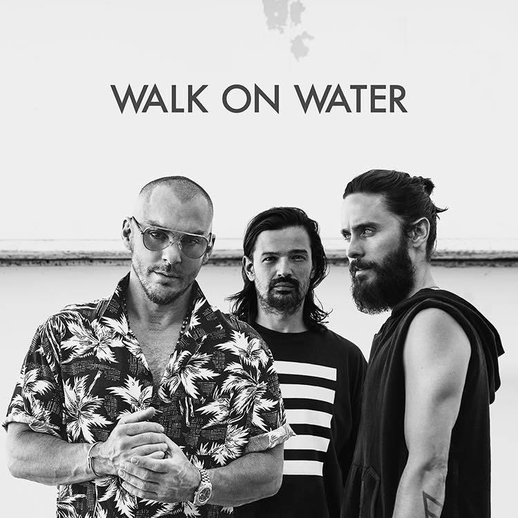 [New Single 2017] Walk On Water Walk_o10