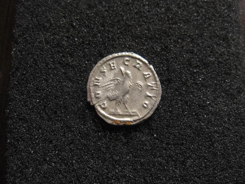 Antoninien DIVI restitution de TRAJAN DÈCE revers commode Img_1711