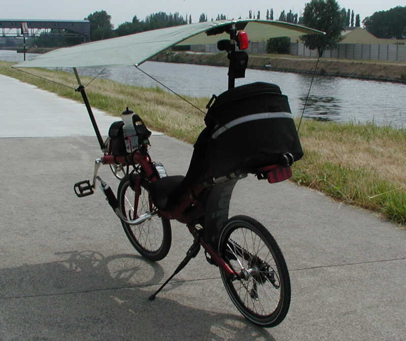 Carénage pour trike Net11