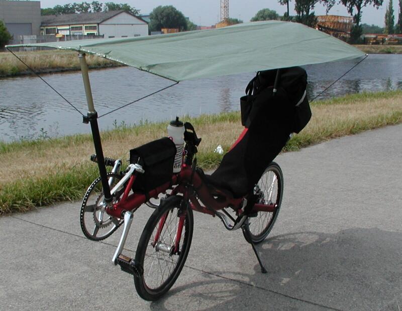 Carénage pour trike Net311