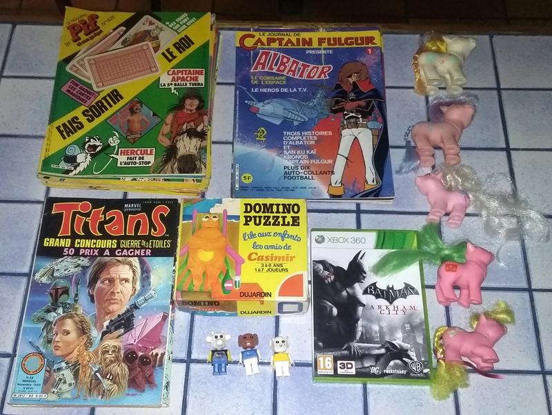 Trouvailles en Brocante, Bourse Aux jouets, Vide Greniers ... - Page 5 20170813