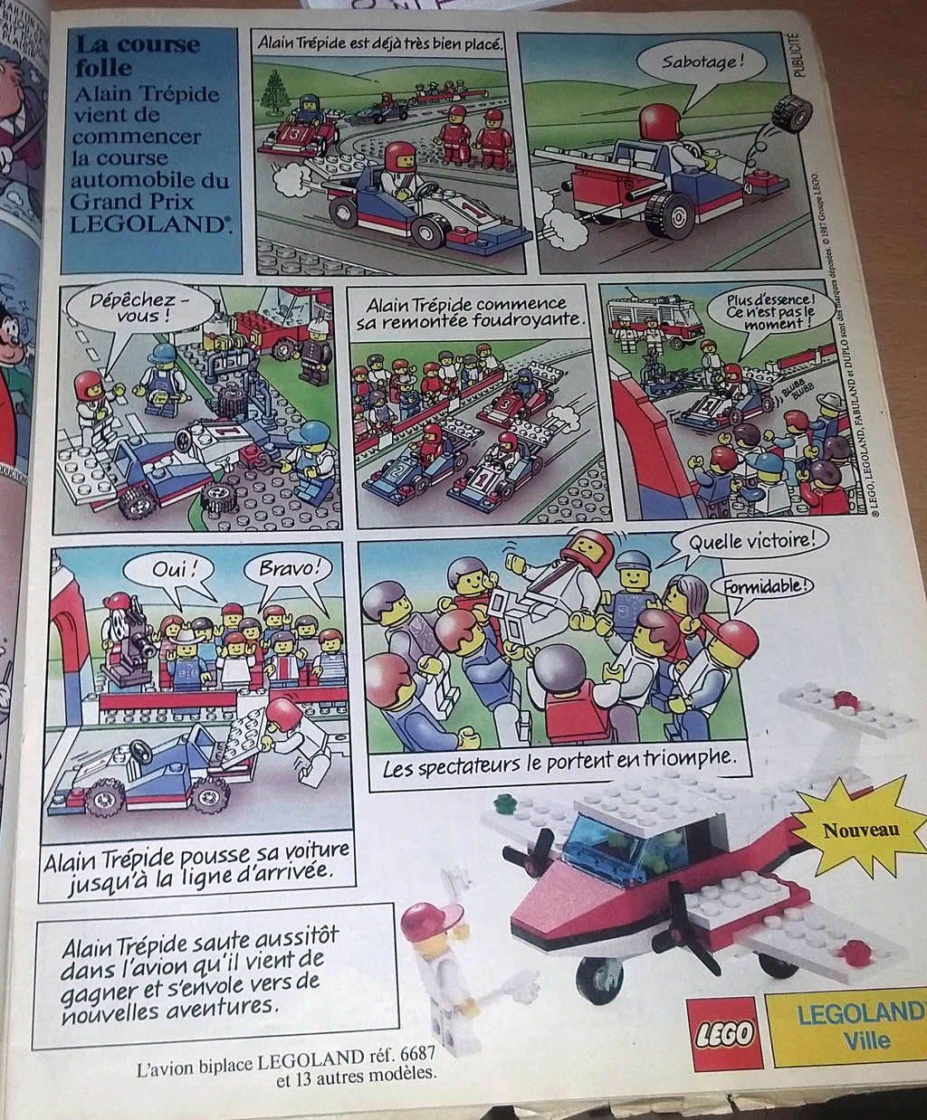 Lego City (Vintage) 20170924