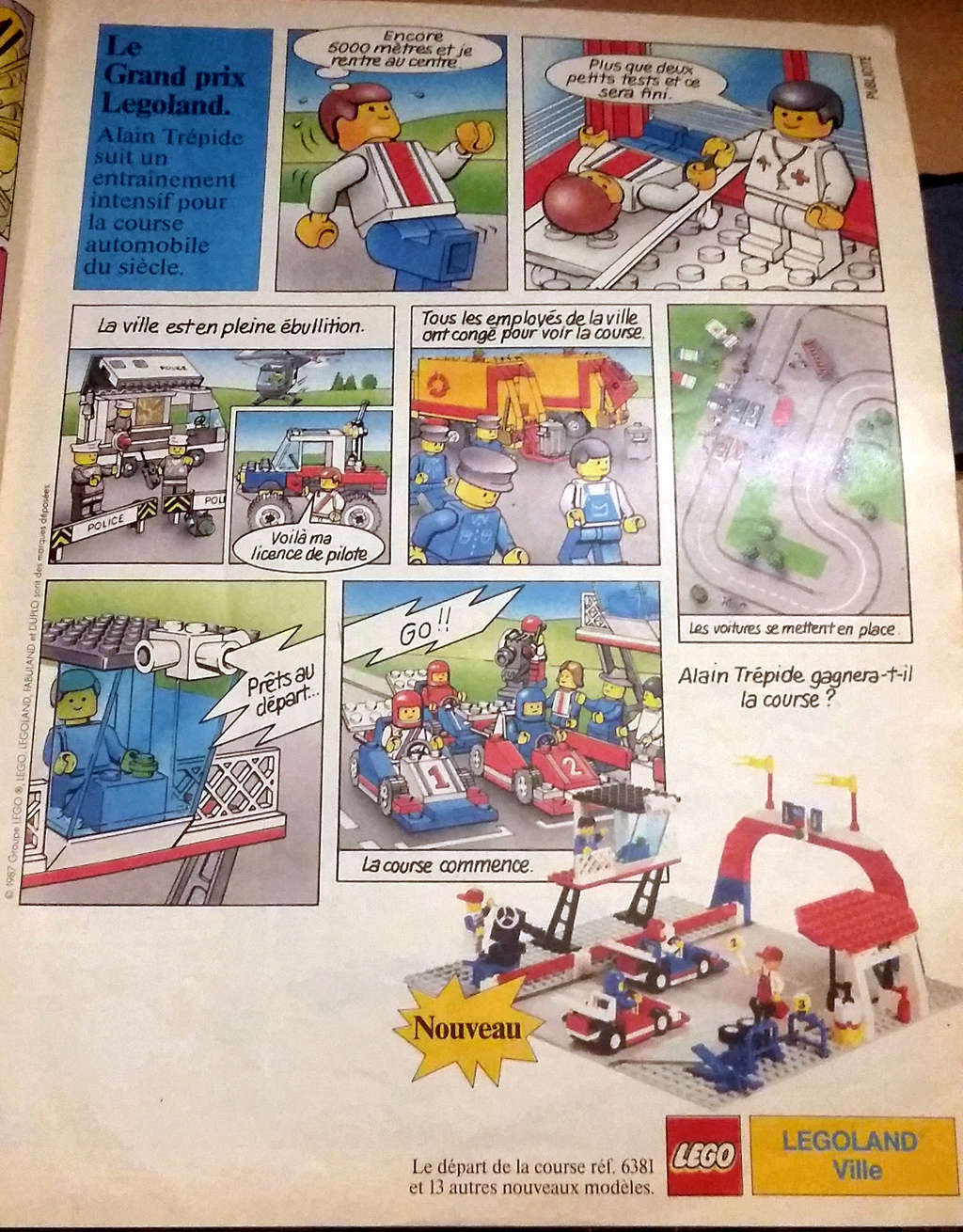 Lego City (Vintage) 20170925