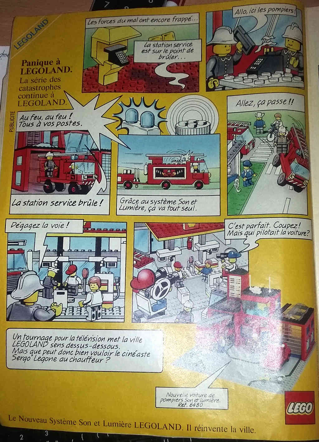 Lego City (Vintage) 20170926