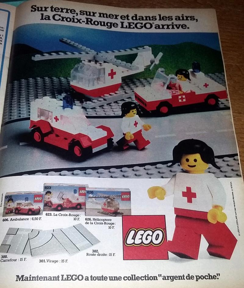 Lego City (Vintage) Lego_710