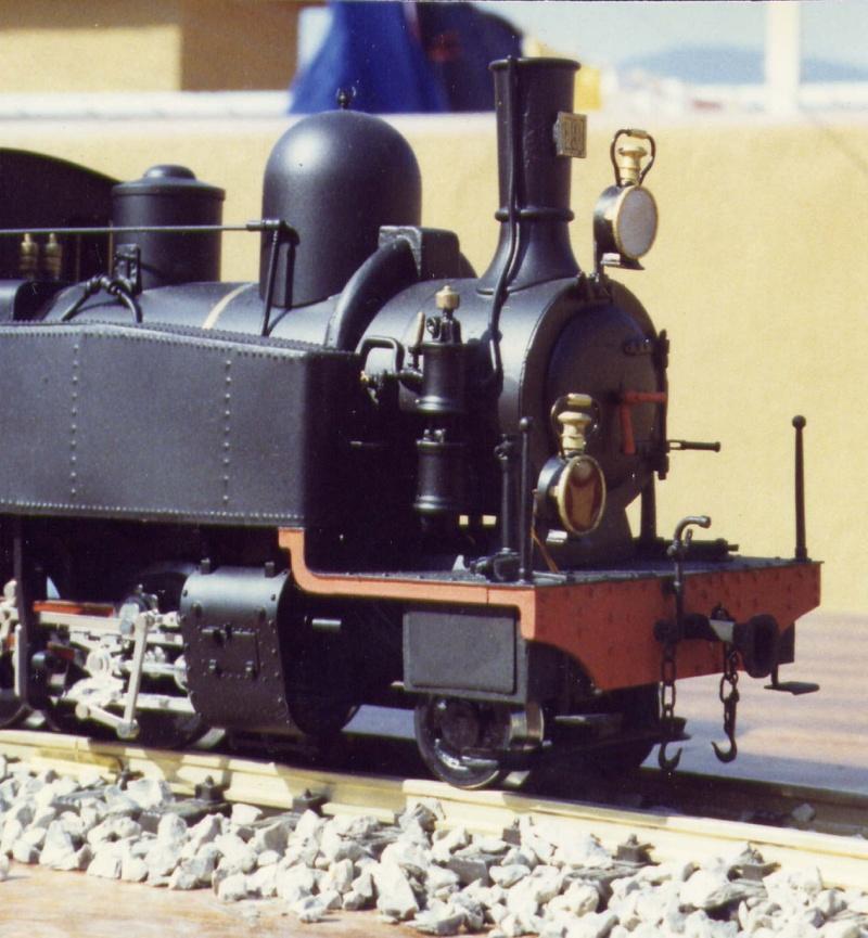 les 5 màquines St Léonard del tren d'Olot (FFCC de la Terrassa) File0013