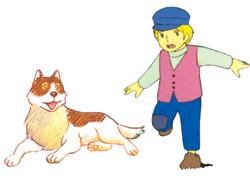 Un Chien des Flandres Dog1410