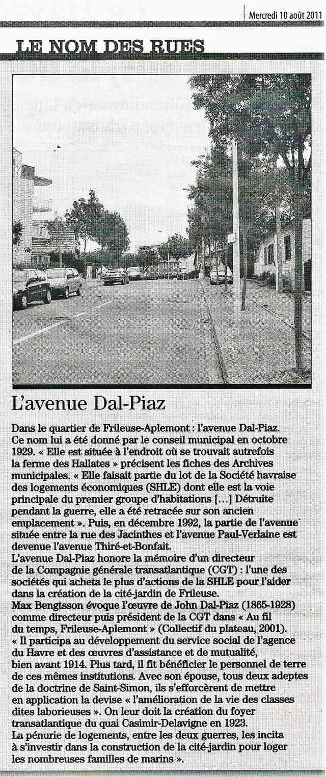 Le Havre - Avenue Dal Piaz (Frileuse-Aplemont) 2011-010