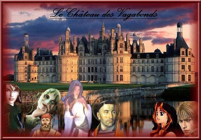 Le Château des Vagabonds
