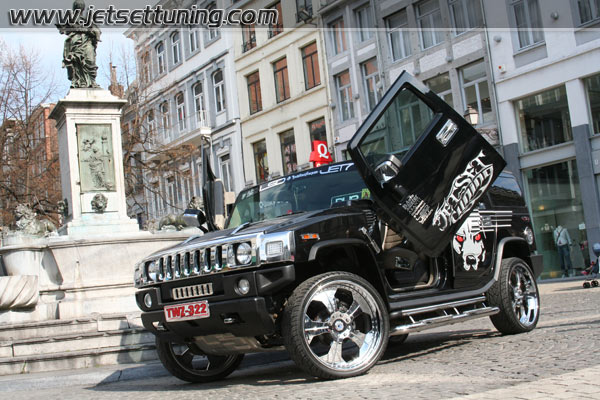 the hummer challenges all of you Hummer10