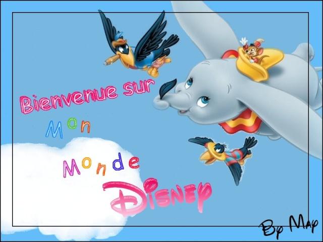 Mon monde Disney