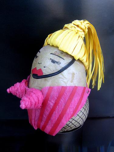 Sculpture sur carotte 40468710