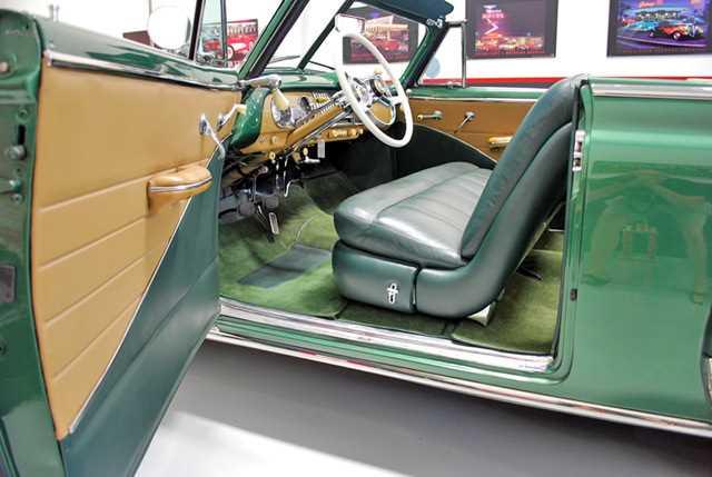 projet Chevrolet 51 convertible terminée  1951-c11