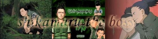 shikamaru the boss