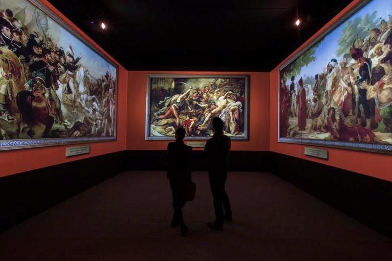 Arras : Napoléon, exposition «Versailles» en 2017-2018 - Page 2 22195210