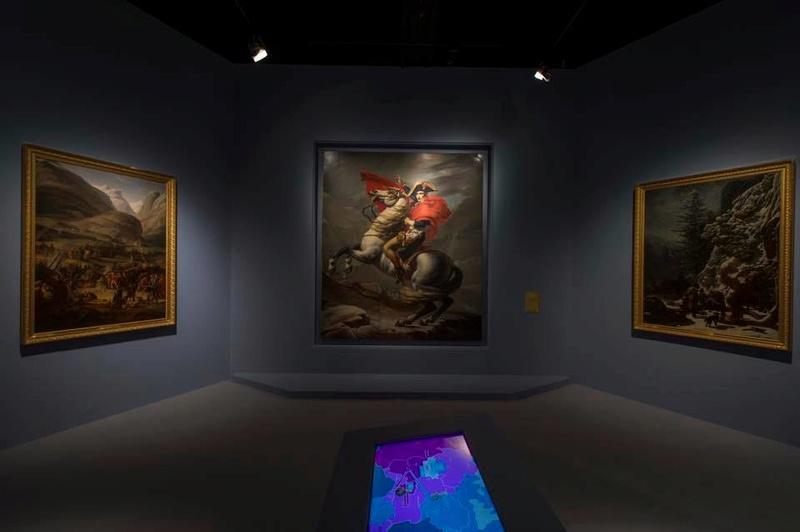 Arras : Napoléon, exposition «Versailles» en 2017-2018 - Page 2 22196210
