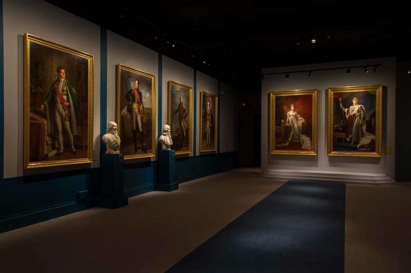 Arras : Napoléon, exposition «Versailles» en 2017-2018 - Page 2 22228210