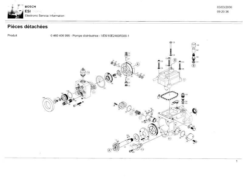 bmw e36 m51 325 td   remplacement joints actuateur de