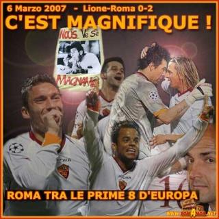 AS Roma 0-0 Lazio ( 34ème journée ) Lioner12