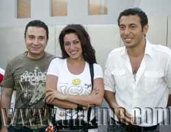 صور للنجم مصطفى شعبان Party110