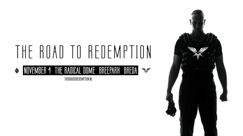 Radical Redemption - The Road To Redemption - 4 Novembre 2017 - Radical Dome, Breepark Breda - NL 20045310