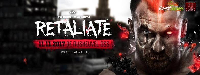 Retaliate – Unchain The Vengeance - 11 Novembre 2017 - De Rusheuvel - Oss - NL 20953510