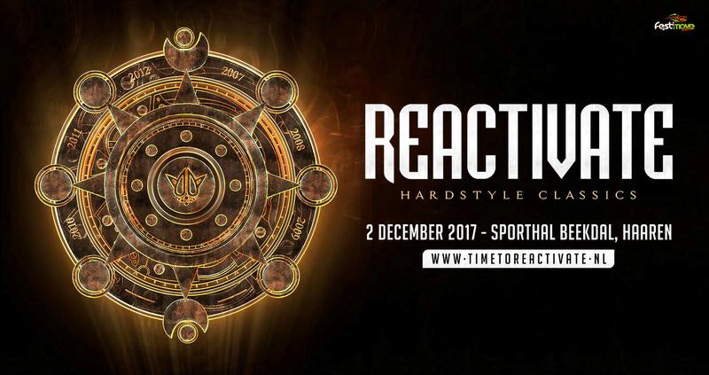 REACTiVATE - Samedi 2 Décembre 2017 - Sporthal Beekdal Haaren - NL 21316210