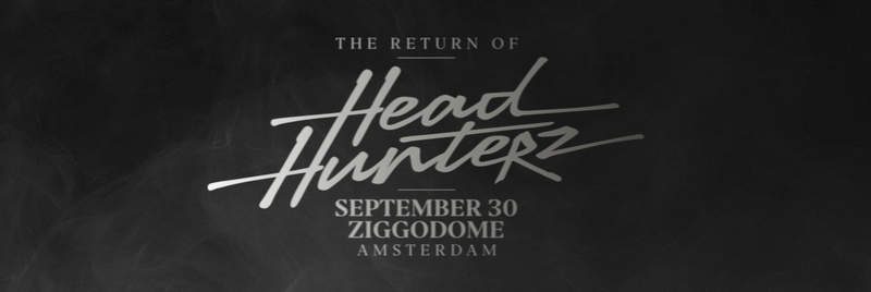 Return of Headhunterz - Samedi 30 Septembre 2017 - Ziggodome - Amsterdam - NL Rohh10