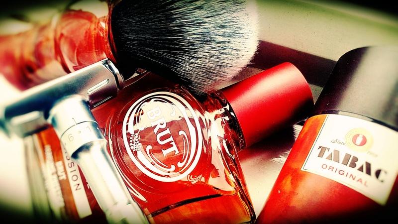 YAQI : Brosse synthétique de style Tuxedo la Balustre Red_so10
