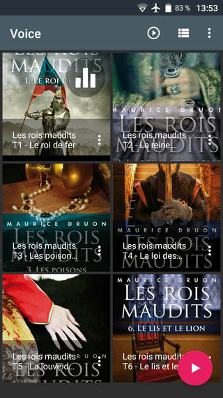 Les rois maudits (Maurice Druon) Screen13