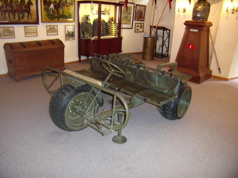 AS 24 tricycle Belge Para-commando Belgiq10