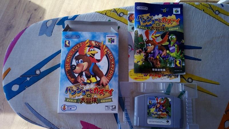 [VENDU] lot Nintendo 64 japonaise PRIX INDECENT N64_ba10