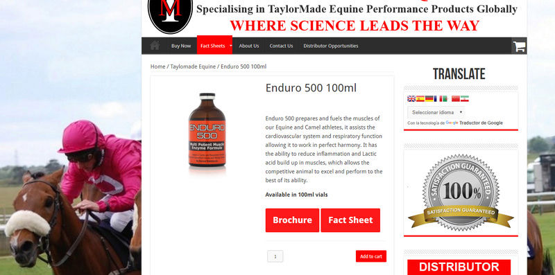 ENDURO 500 FRASCO 100 ML - $ 25.000 Enduro10