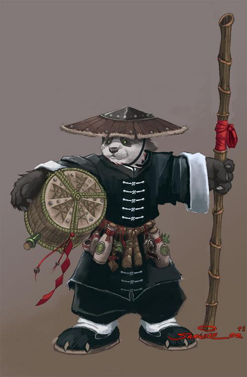 WarCraft 3 Panda10