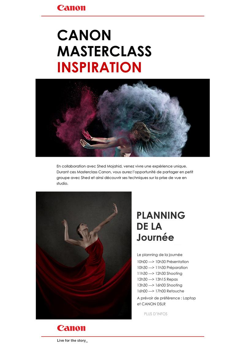 Masterclass Inspiration by Canon Belgium Flyers10