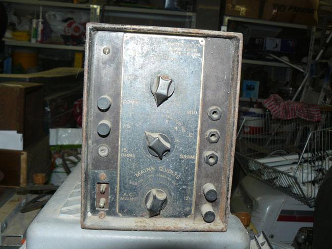 Amplificateur US Gb110