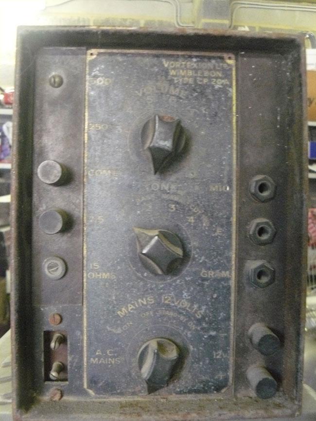 Amplificateur US Gb310