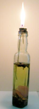Lampe à huile Lampe110