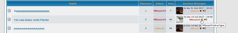 [PHPBB2] Afficher les membres en ligne (version graphique) sur l'index et dans la liste des sujets 224