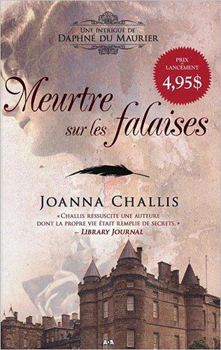 Une intrigue de Daphné Du Maurier - Joanna Challis Daphna10