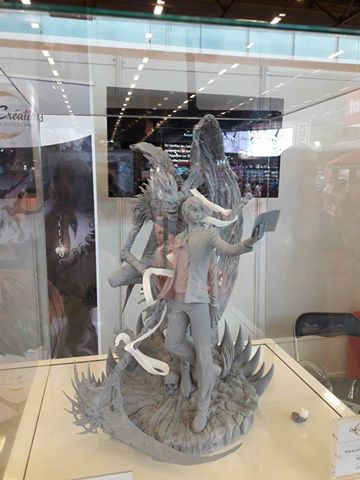 Oniri Créations : Death Note statue 19554610