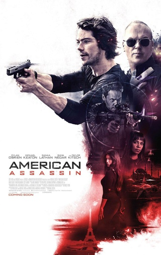 American Assassin (20 septembre 2017) Affich10