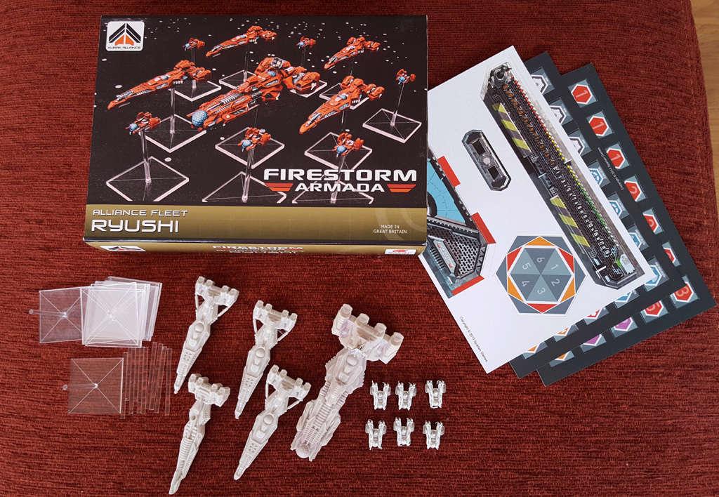 [Vente] - Firestorm Armada - Ryushi / Terran / Directorate + Station spatiale Fa-ryu10