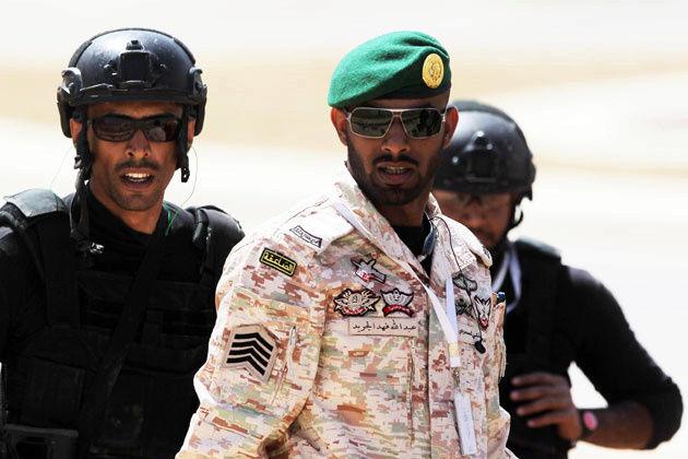 Royal Saudi Land Forces Sans-t10