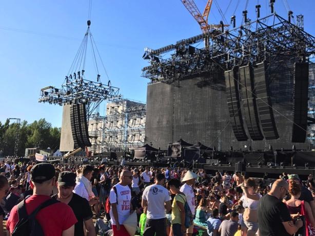 #ModenaPark - IL SOUNDCHECK DI VASCO 2017 Modena11