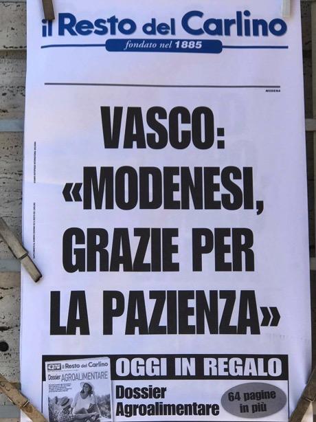 #ModenaPark - IL SOUNDCHECK DI VASCO 2017 Modena13